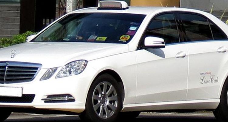 Singapore limousine cab service