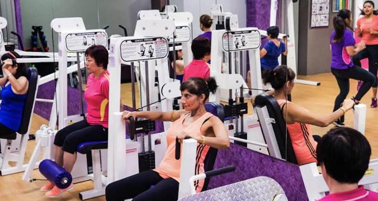 Contours Express Women's Gym Pasir Ris