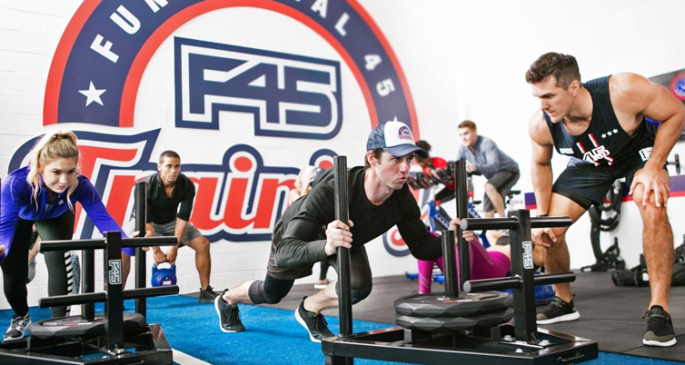 F45 Downtown East Singapore