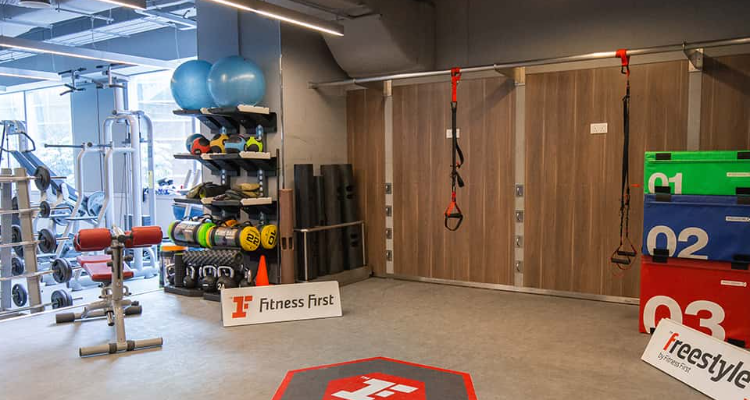 Fitness First - Changi (UE Biz Hub)