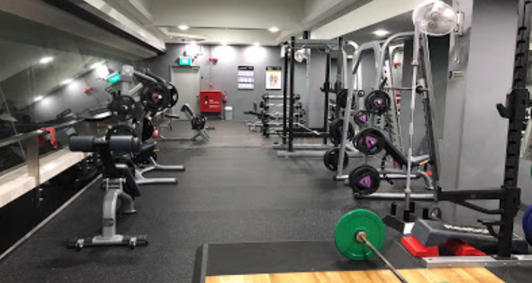 Anytime Fitness Changi SCB