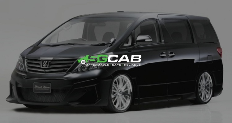 Singapore Cab Booking Pte Ltd