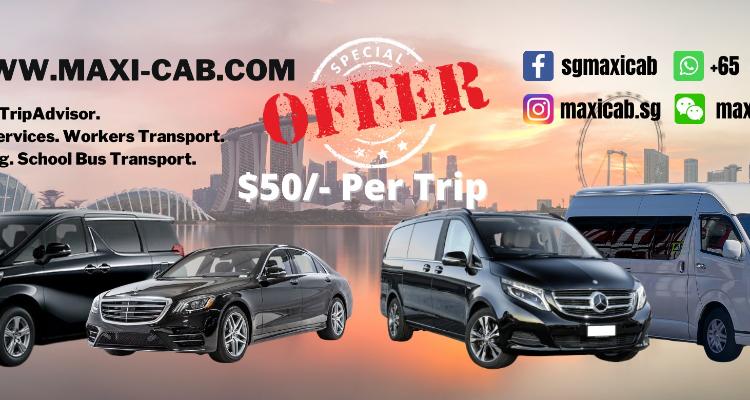 Maxi-Cab Singapore