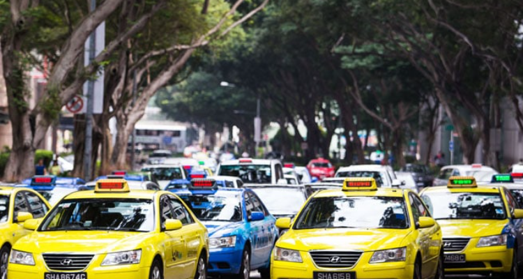 SMRT Taxis